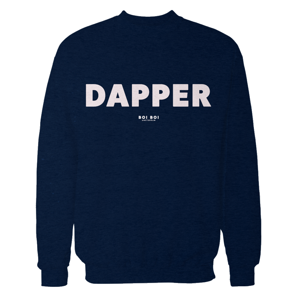 DAPPER original Sweater - navy