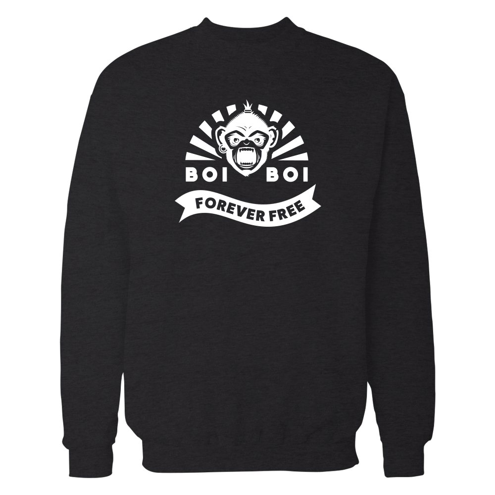 Forever Free Sweatshirt Black