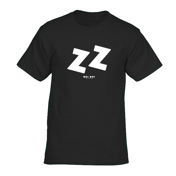 ZZ Tee Black